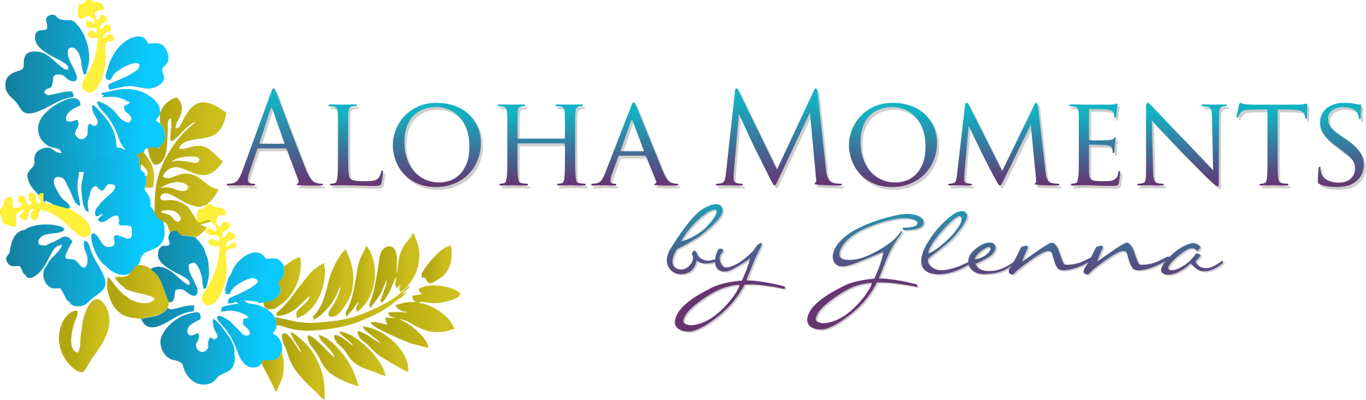Aloha Moments by Glenna
